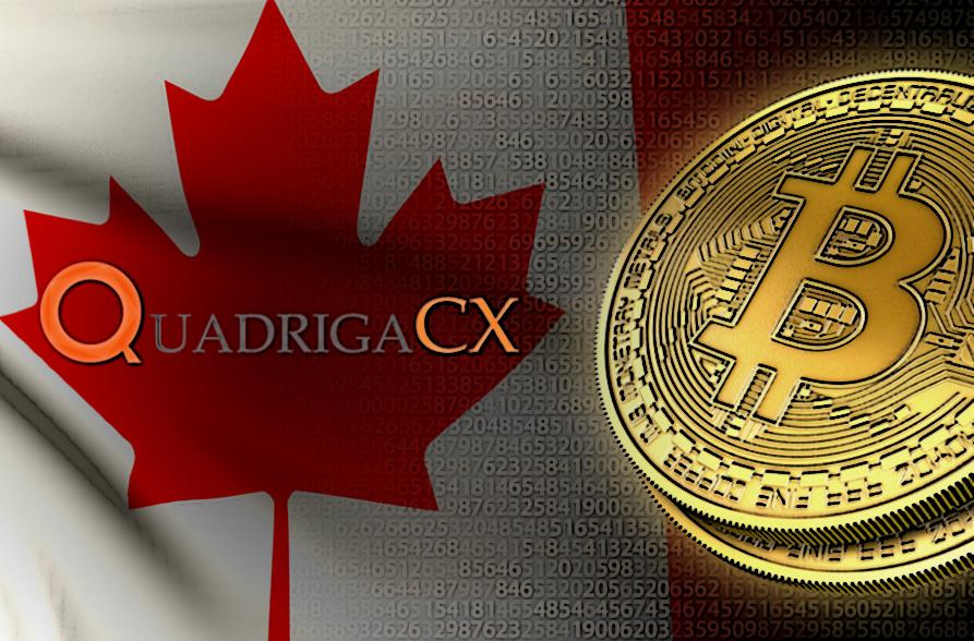 """QuadrigaCX xin khuất nợ vì """"lỡ tay"""" gửi nhầm gần nửa triệu USD sang ví của nhà sáng lập quá cố"""