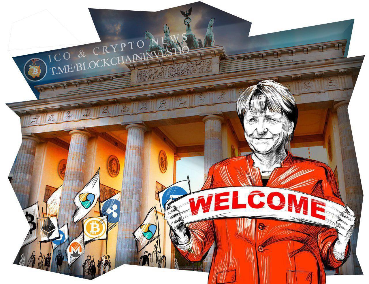 Bộ Tài chính Đức công bố bản dự thảo luật dành cho lĩnh vực tiền mã hóa
